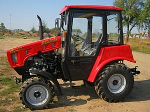 РУП «БЗТДиА» изготовило первую партию тракторов «Беларус-320.4М»