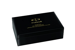 Parker представляет ограниченную серию перьевых ручек Duofold Mandarin Yellow в честь 125-летия