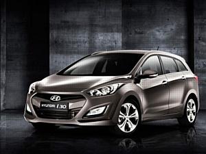 ������ ������������: ����������� Hyundai i30 � ������ ����������.