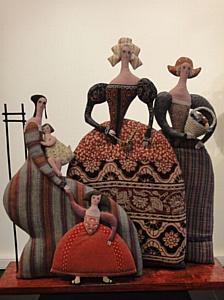 Международная выставка кукол и мишек Тедди «Время кукол» 18-22 декабря 2013 года
