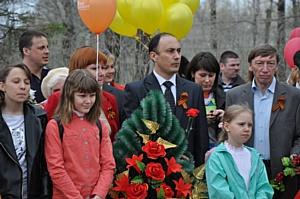 Холдинг «Евроцемент груп» поздравил ветеранов с Днем Победы