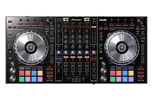 ������ ��������. Pioneer ��������� ���������������� ���������������� ���������� DDJ-SZ ��� Serato DJ