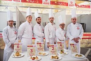 Российский финал конкурса Les Chefs en Or: победил сильнейший