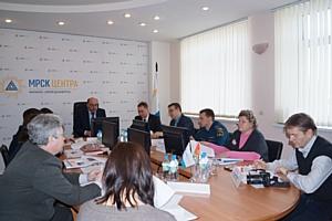 В Липецкэнерго обсудили актуальные вопросы деятельности по профилактике электротравматизма