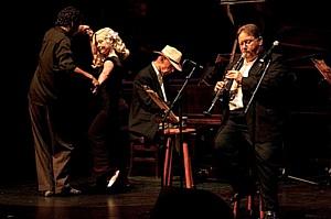 В ресторане «Gotinaza» состоится вечер джаза и свинга