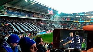 Норвежский футбольный союз внедрит решения Wi-Fi и мобильного видео на уровне всей лиги