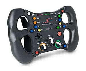 SteelSeries представляет компактный игровой руль Racing Wheel SimRaceway Edition