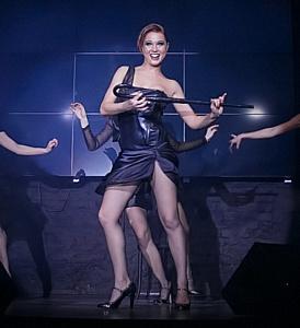 """В Москве состоялась премьера мини-мюзикла """"Burlesque Show""""!"""