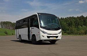 Автобусы Bravis для Крыма