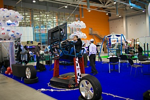 Выставка ЕААPA 2013 отразила текущие тенденции рынка развлечений стран СНГ.