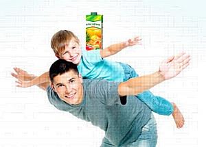 Конкурс от соков и нектаров «Красавчик» - «Мои красавчики»