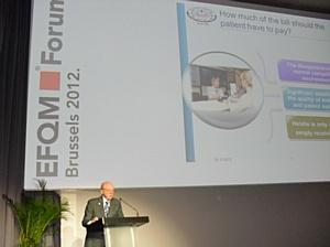 ������� ��������� ����� �������� �������� EFQM Awards 2012