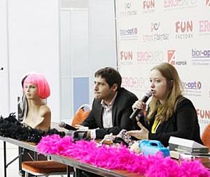 В Москве пройдет выставка для профессионалов секс-индустрии EroExpo
