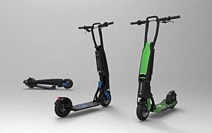 Компания Solvay представляет скутер Kleefer Bud-e с обтекателями из порошка Sinterline Technyl