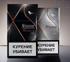 Мировая премьера от JTI: самые тонкие сигареты Winston XS Micro