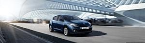 Тройная выгода на Renault Fluence и Megane Hatchback в Автоцентре «ОВОД»