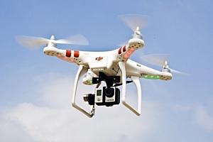 Лондонская полиция боится пилотов мини-дронов!
