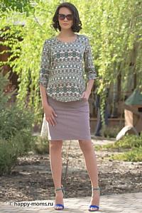 Новая коллекция одежды для беременных и кормящих мам