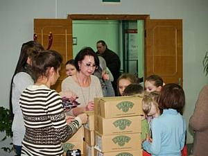 ГК «Верес» объединяет многодетные семьи