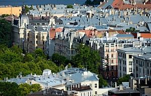 Быстрый рост  цен жилищных площадей  в многоквартирных новостройках столицы Латвии