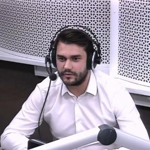 Авилон Форд на радио «Столица ФМ»