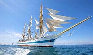 """В Риге гостит международная парусная регата """"The Tall Ships Races 2013"""""""