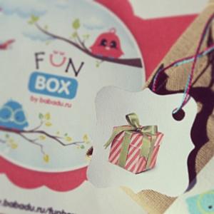 Funbox: волшебные коробочки по подписке