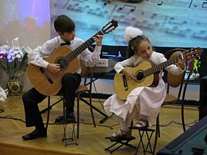 Гала-концерт детского музыкального фестиваля «Viva, Music!»