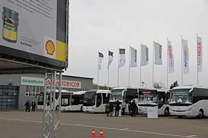«Шелл» принял участие в выставке «Мир автобусов-2013»