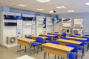 Samsung открыла первый в России «Учебный центр кондиционирования Samsung»