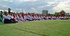 В Москве прошел 1-й Межрегиональный фестиваль славянского искусства Русское поле