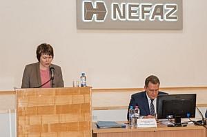 Годовое Собрание Акционеров: ОАО «Нефаз» Становится ПАО «Нефаз»