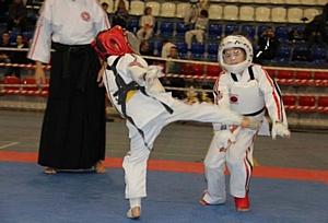 Долгопрудный: прошли отборочные соревнования ЦФО по Косики каратэ