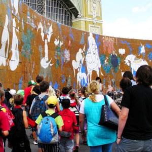 Начинается второй этап мирового турне арт-проекта «Тысяча ангелов и одна картина»!