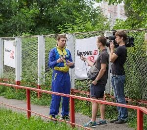 Компания Lenovo – партнер чемпионата по картингу «Сорвиголовы 2014»