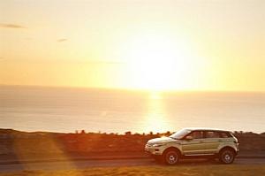 Полный комплект подарков для каждого покупателя Range Rover Sport и Range Rover Evoque в Артекс