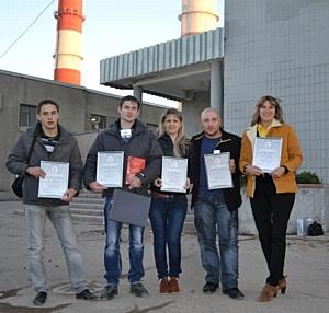 Сотрудники Савинского цементного завода приняли участие в общехолдинговом слете молодых специалистов