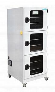 Новые возможности контроля полного цикла хранения электронных компонентов.