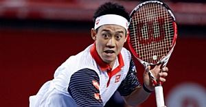 Кей Нишикори энергично одержал победу в матче на открытии турнира Japan Open