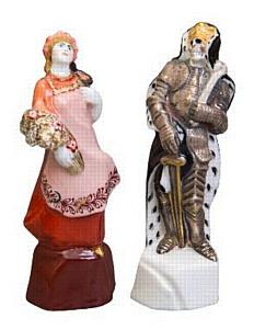 «Царская игра» в Музее декоративно-прикладного искусства