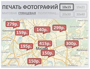 Новый портал PrintScanner.ru поможет мгновенно найти и сравнить цены на печать