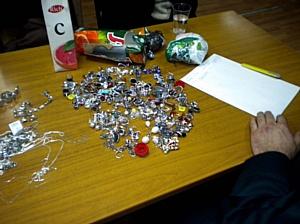 Брянские таможенники изъяли более 50 кг ювелирных украшений