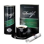 Кофейный шедевр для истинных любителей. DAVIDOFF CAFÉ SUPRÊME RÉSERVE 2005