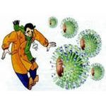 В первую очередь от гриппа надо беречь мужчин