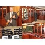 Открылся новый магазин элитного оружия «Охотничий Двор»