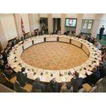Наталья Окунева выступила с докладом на круглом столе на тему «Женщина и бизнес»