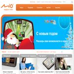 Магазин Mio при поддержке OZONТеперь все новинки Mio доступны для покупки на сайте компании