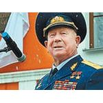 Летчик-космонавт Алексей Леонов установил монумент героям ВОВ в Красногорске