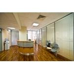 Офисные перегородки в банковских интерьерах