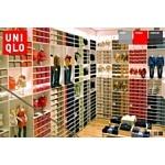 Первый магазин в России UNIQLO АТРИУМ открывается 2 апреля в 12:00